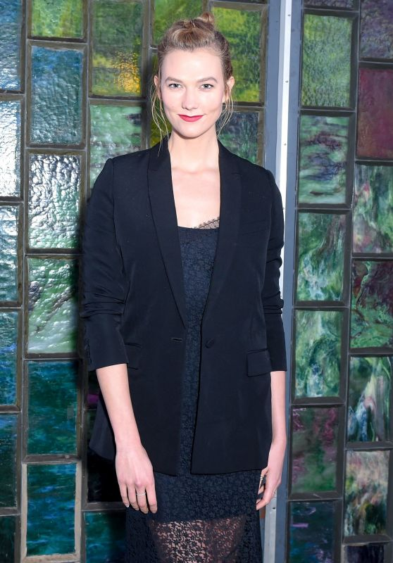 Karlie Kloss - Garage Magazine x Vice Party in NYC 06/06/2017