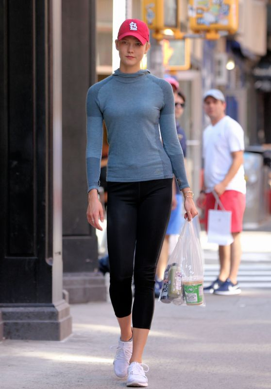Karlie Kloss - Out in NYC 06/11/2017