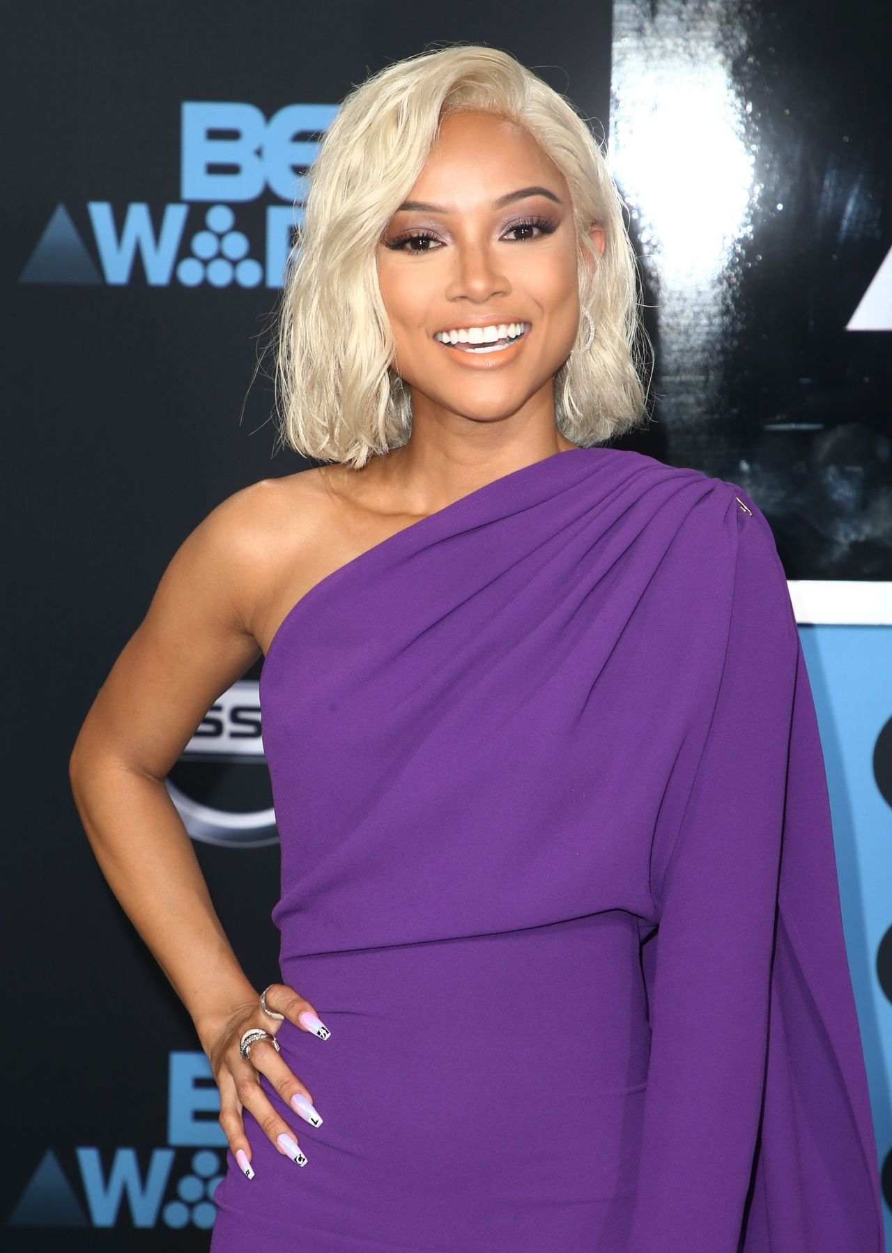 images Karrueche tran at 2019 bet awards in los angeles