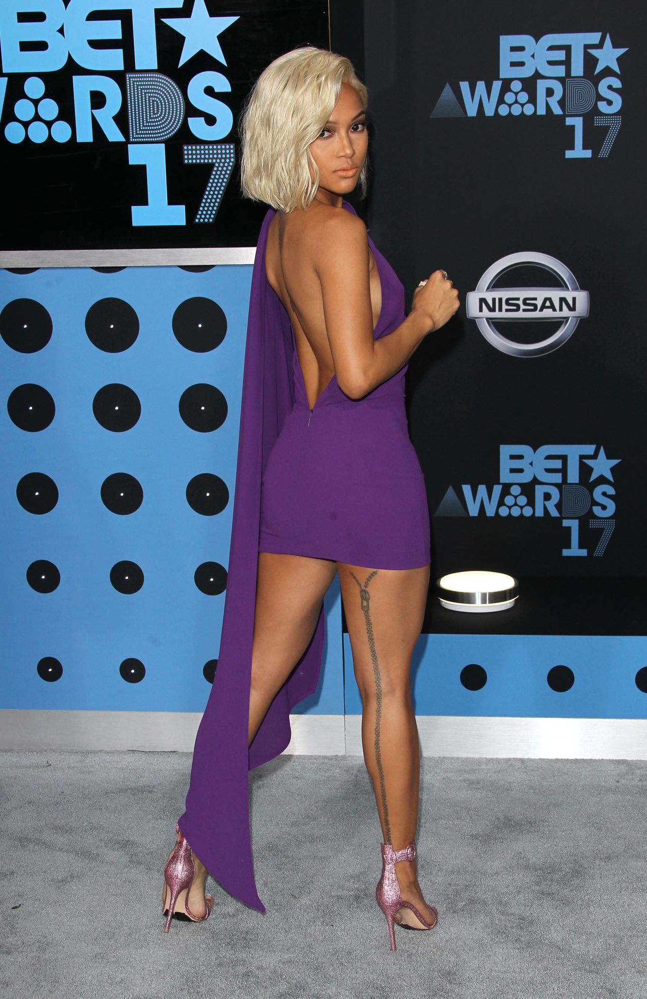 Karrueche tran at 2019 bet awards in los angeles - 2019 year