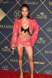 Karrueche Tran - Maxim Hot 100 Party in Los Angeles 06/24/2017