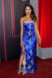 Kassius Nelson - British Soap Awards in Manchester, UK 06/03/2017