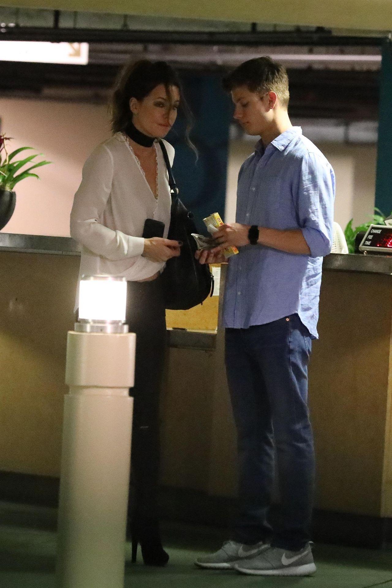 Kate Beckinsale And 21 Year Old Boyfriend Matt Rife In Los