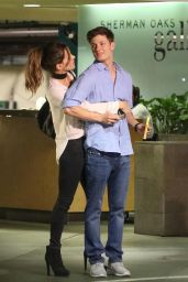 Kate Beckinsale and 21-Year-Old Boyfriend Matt Rife in Los Angeles 06/25/2017