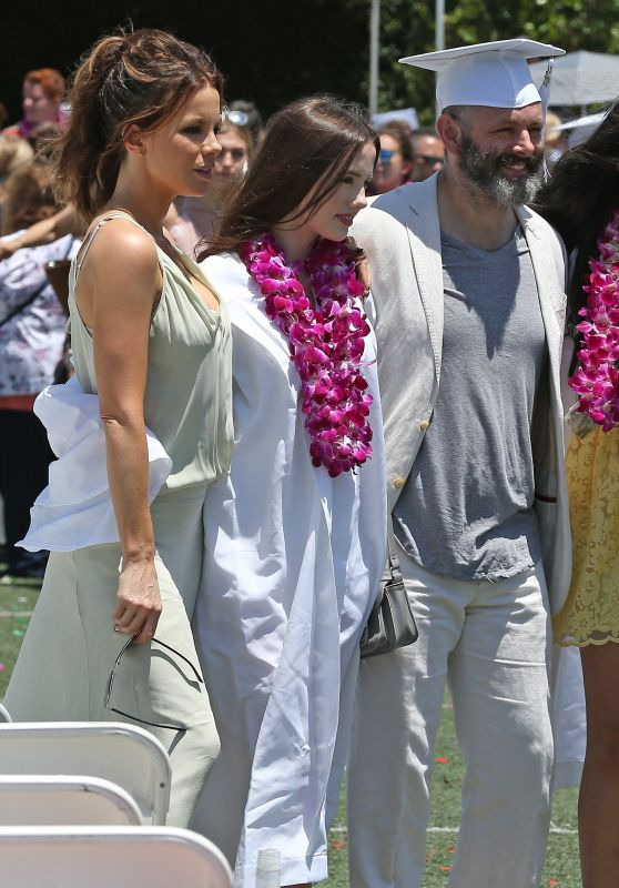 Kate Beckinsale at Her Daughters Lily Mo Sheen