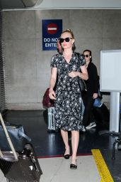 Kate Bosworth at the LAX Airport in Los Angeles 06/16/2017