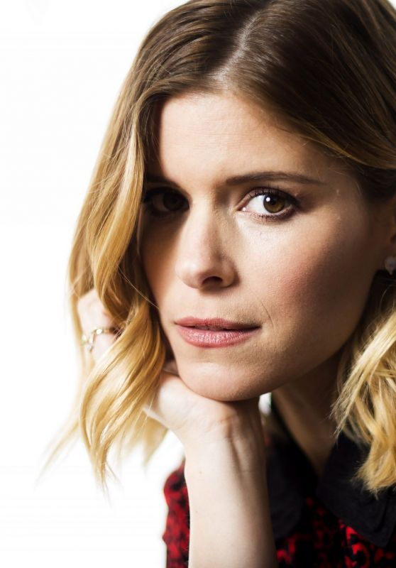 """Kate Mara - """"Megan Leavey"""" Portrait Session for The Canadian Press, May 2017"""