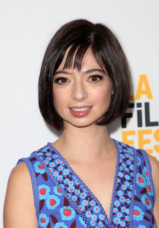 """Kate Micucci - """"The Little Hours"""" Screening in Culver City 06/19/2017"""