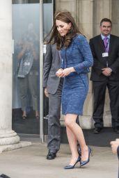 Kate Middleton - Kings College Hospital in London, UK 06/12/2017