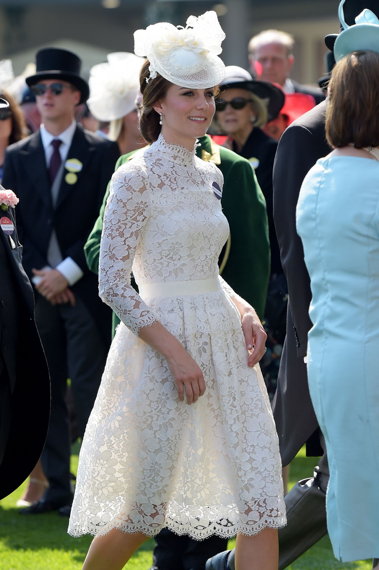 Kate Middleton - Royal Ascot 2017 at Ascot Racecourse in ...