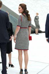 Kate Middleton - Victoria & Albert Museumin in London 06/29/2017