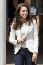 Kate Middleton - Visits the 1851 Trust Roadshow in London 06/16/2017