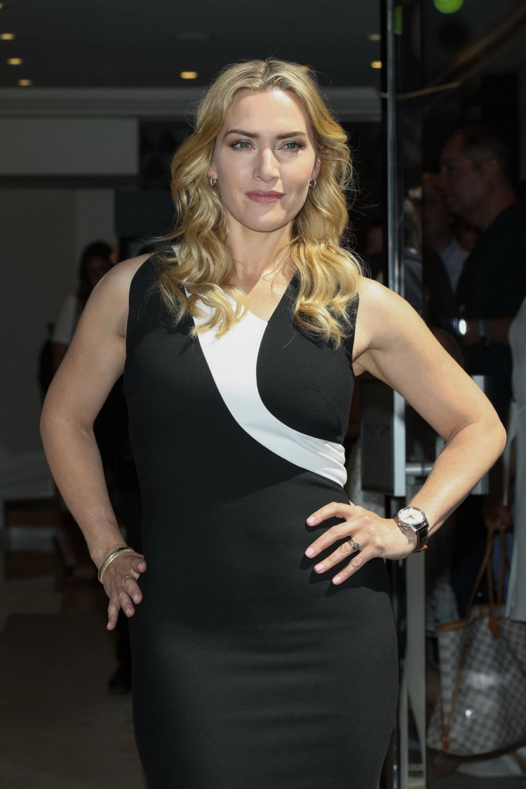 Kate Winslet - Attends an Event as the Ambassador of the ... Kate Winslet