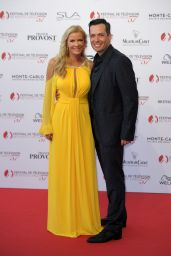 Katherine Kelly Lang – Monte Carlo TV Festival Opening Ceremony 06/16/2017