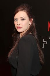 "Katherine Langford - ""13 Reasons Why"" TV Show FYC Event in LA 06/02/2017"