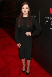 """Katherine Langford - """"13 Reasons Why"""" TV Show FYC Event in LA 06/02/2017"""
