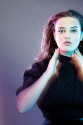 Katherine Langford - Photoshoot for The Wrap 2017