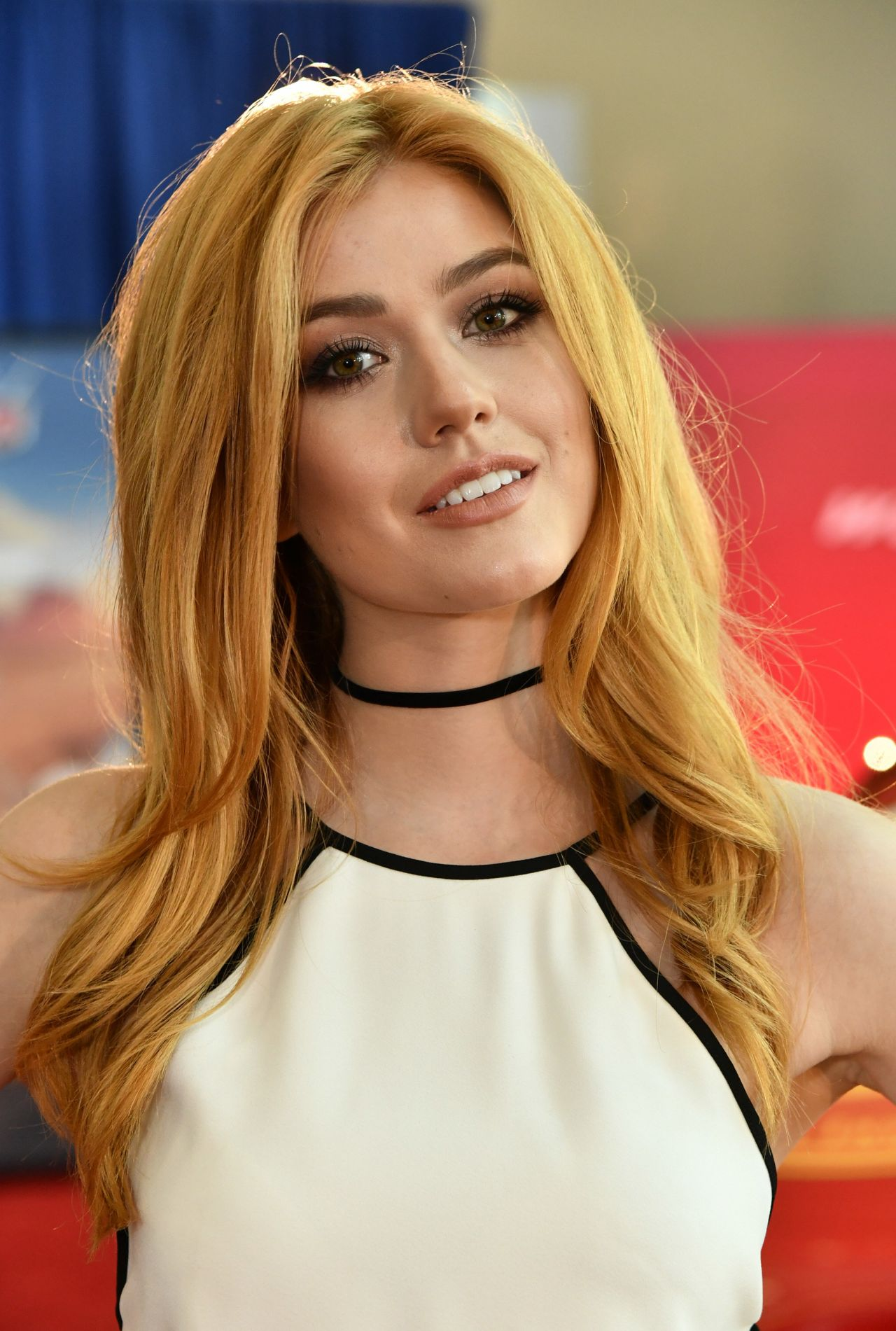 "Carpet For Cars >> Katherine McNamara - Disney and Pixar's ""Cars 3"" Premiere ..."