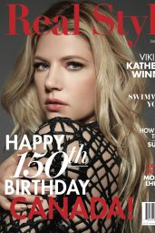Katheryn Winnick - Real Style Magazine Summer 2017