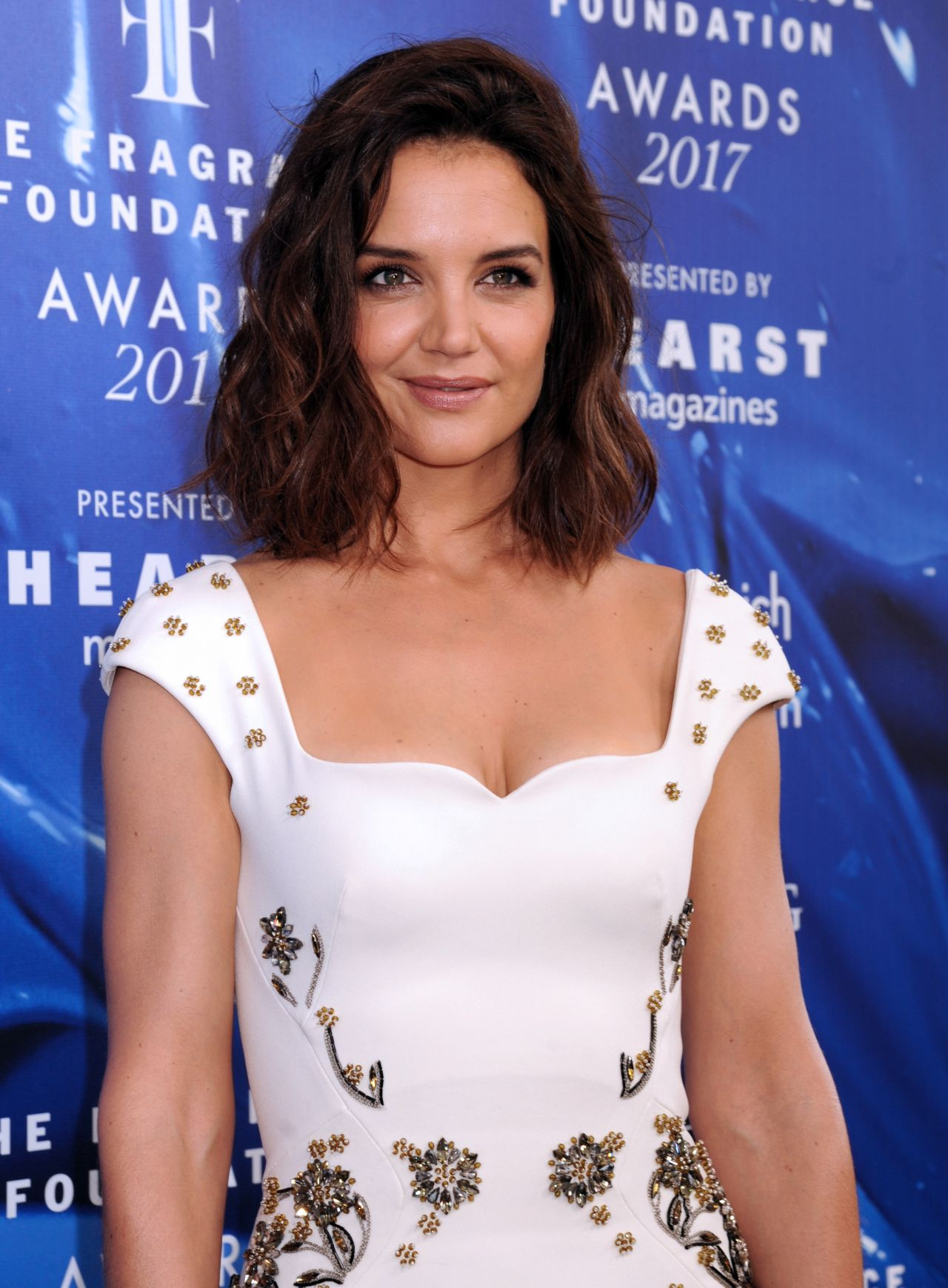 Katie Holmes - Fragrance Foundation Awards in New York 06 ... Katie Holmes