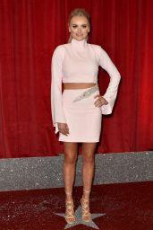Katie McGlynn – British Soap Awards in Manchester, UK 06/03/2017