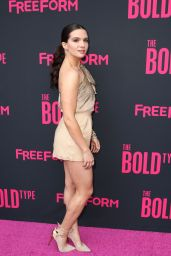 """Katie Stevens - """"The Bold Type"""" TV Show Premiere in NYC 06/22/2017"""