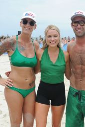 Katrina Bowden - iHeart Summer Weekend Celebrity Volleyball Tournament Miami Beach 06/10/2017