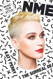 Katy Perry - NME Magazine June 2017 Issue