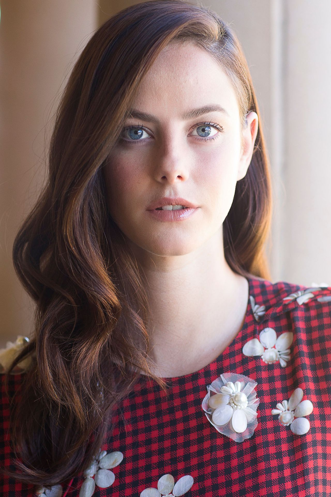 Kaya Scodelario Photoshoot For Women S Wear Daily 2017
