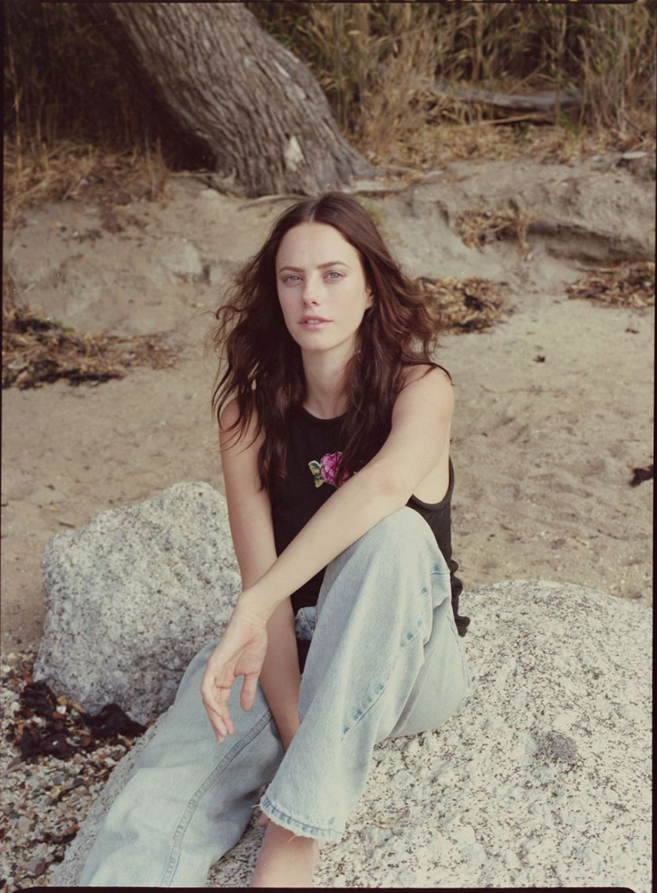 Kaya scodelario photoshoot for wonderland magazine 2019