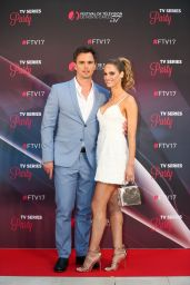 Kelly Kruger – Monte Carlo TV Festival, TV Series Party 06/17/2017