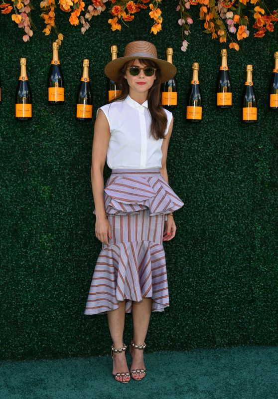 Keri Russell – Veuve Clicquot Polo Classic in Jersey City 06/03/2017