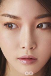 Kim Chung Ha - GQ Korea Magazine May 2017