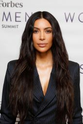 Kim Kardashian - Forbes Women