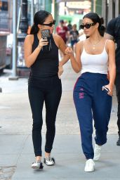 Kim Kardashian - Out in Manhattan, New York City 06/13/2017