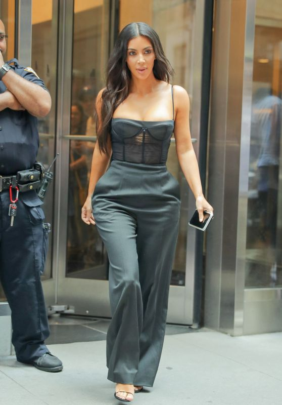 Kim Kardashian - Out in New York 06/14/2017