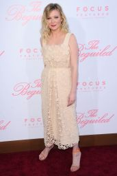 """Kirsten Dunst - """"The Beguiled"""" Movie Premiere in Los Angeles 06/12/2017"""
