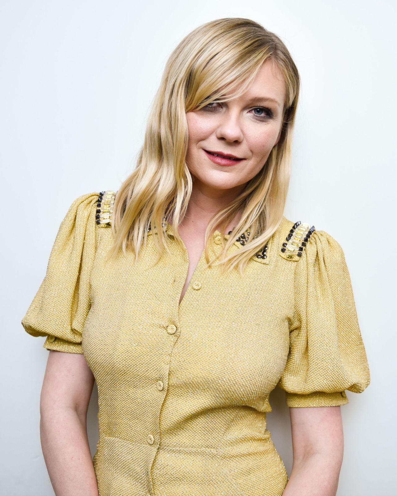 Kirsten Dunst Latest Photos - CelebMafia