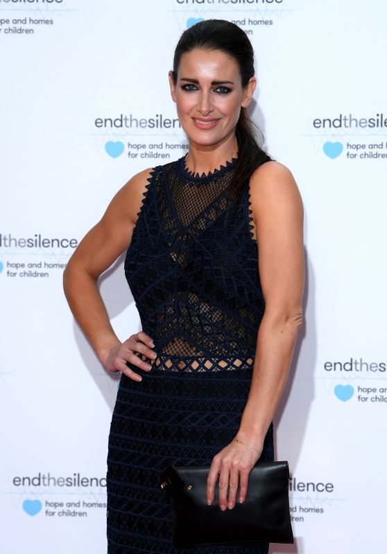 Kirsty Gallacher – End the Silence Charity Fundraiser in London, UK 05/31/2017