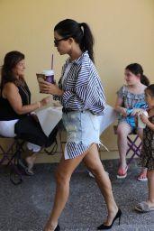 Kourtney Kardashian Street Style  - Calabasas 06/22/2017