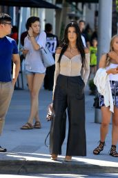 Kourtney Kardashian Style - Beverly Hills 06/16/2017