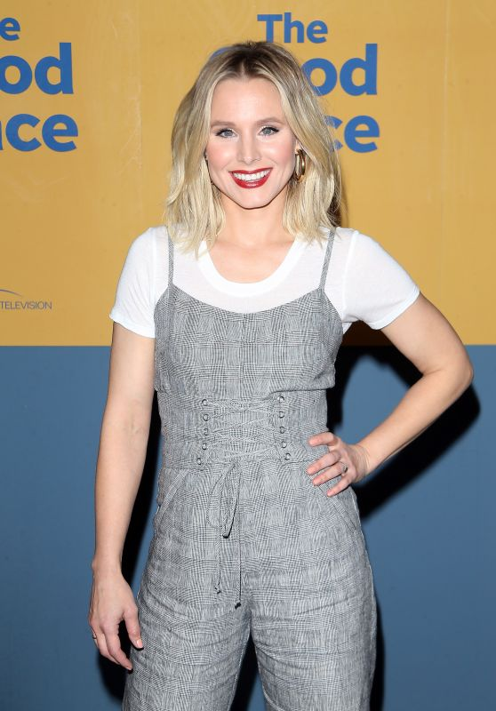 "Kristen Bell – ""The Good Place"" FYC Event in Los Angeles 06/12/2017"