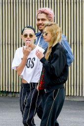 Kristen Stewart With Her Girlfriend in Studio City 06/08/2017