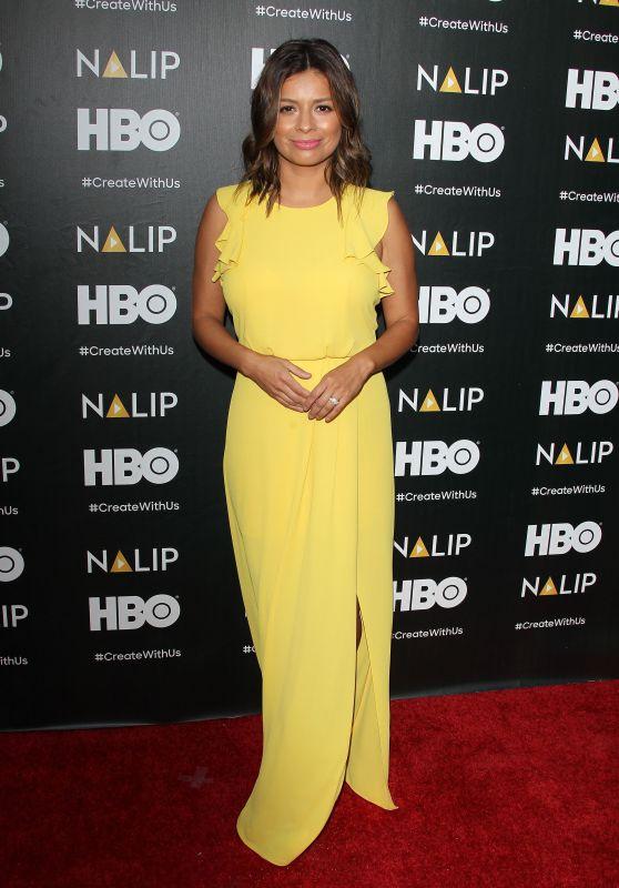 Kristina Guerrero – NALIP Latino Media Awards in LA 06/24/2017