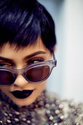 Kylie Jenner Photoshoot - Launches Sunglasses Range With Eyewear Company Quay Australia 06/28/2017