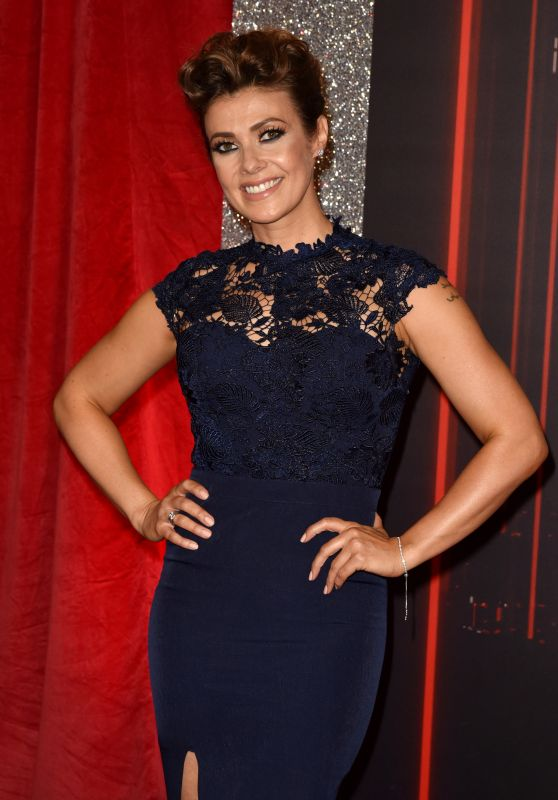 Kym Marsh – British Soap Awards in Manchester 06/03/2017