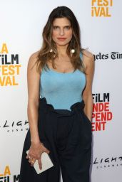 "Lake Bell - LA Fim Festival ""Shot Caller"" Premiere in Culver City 06/17/2017"