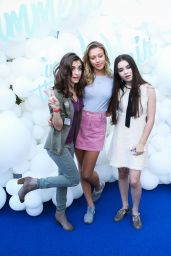 Landry Bender – Coveteur x Bumble and Bumble: Summer's in the (H)air Event in NYC 06/22/2017