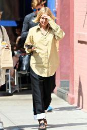 Lara Bingle - Out in New York 06/15/2017