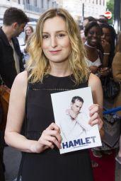 "Laura Carmichael - ""Hamlet"" Play in London, UK 06/15/2017"